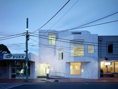 This project began when two dentists, who are also father and son, decided that they needed a new building for their growing dental practice - a building tha...
