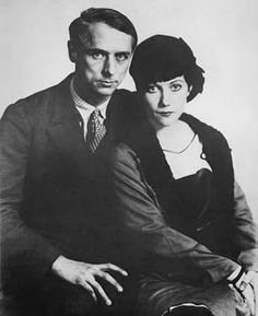 Max Ernst and Marie Berthe Aurenche - Man Ray, 1930 ©Man Ray Trust,  ADAGP.
