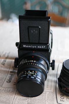 Mamiya RB 67 Mamiya RB 67 film photography by greyvintagecamera
