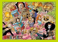 One Piece by Oda Eiichirou Anime One Piece, One Piece Ex, One Piece Chapter, One Piece World, One Piece Images, 0ne Piece, Zoro, Pirate Images, Anime Echii