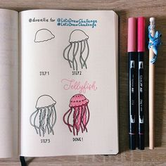 Jellyfish by @direiellie   Wednesday I was in Genoa for a project in collaboration with @acquariodigenova, after so long I met all ...