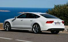 Audi A7 White