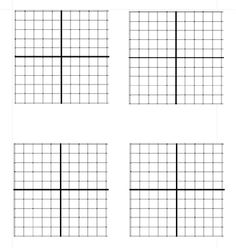 Practice Your Graphing With These Printables | Papercraft ...