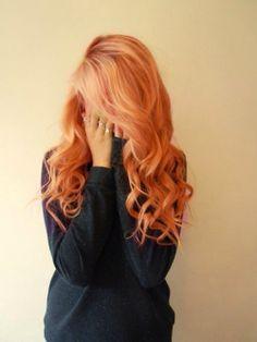 Orange  Salon Grade Temporary Hair Chalk  1 by LiveLoveAlohaHair, $1.69