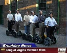 six 6 men on 6 seaways train, Breaking news, Gang of virgins terrorize  town in fear ,  Daily Humor - Enjoy The Laughs