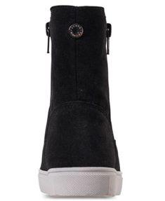 8b3d7730e23 Steve Madden Little Girls' Jgarrson Boots from Finish Line - Gray 13  Finishlijn, Steve
