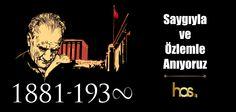 hasiş 10 kasım Atatürk anma
