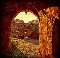 Kalemegdan fortress Belgrade, Serbia