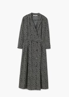 Buy the Floral Print Drop Waist Maxi Dress from Marks and Spencer's range. Moda Mango, Robes Midi, Clothes 2018, Effortless Chic, Mango Fashion, Affordable Clothes, Jumpsuit Dress, Dress Collection, Maxi Dresses