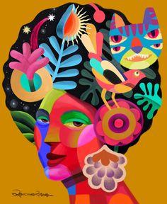 Arte Pop, Futurism Art, Blood Art, School Murals, Atelier D Art, Drawing Journal, Small Canvas Art, Yellow Art, Mural Wall Art