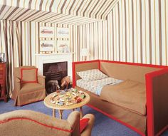 David Hicks - The New York Book of Interior Design and Decoration, 1976. Photography by Norman McGrath.
