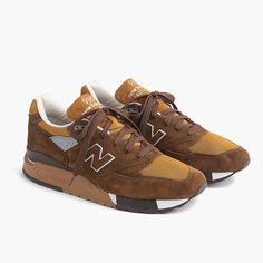 e8574b6cb1318 Men s New Balance® For J.Crew 998 National Parks Sneakers - Men s Footwear
