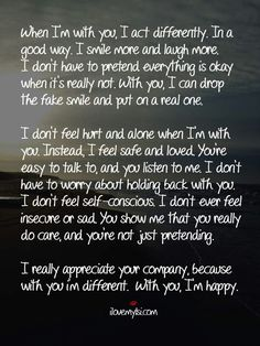 Love. Oh my... I couldn't have said it better. This is perfect.