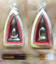 Ngang Mystery LP Koy Thai Amulet Attract Love Charm Strong Powerful Talisman