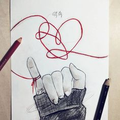 – Dibujos a lápiz – - Moyiki Sites Kpop Drawings, Cool Art Drawings, Pencil Art Drawings, Art Drawings Sketches, Tumblr Sketches, Tumblr Drawings, Simple Drawings, Sketch Drawing, Tattoo Sketches