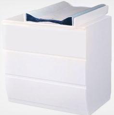 Przewijak EKO BABY      Element dodatkowy nakładany na komodę lub łóżeczko niemowlęce Eko Baby.     Komoda oraz łóżeczko widoczne na zdjęciach nie są częścią tej oferty. W cenę wliczono tylko przewijak.
