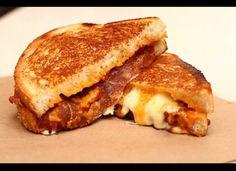 Best grilled cheese. Los mejores quesos para derretir.