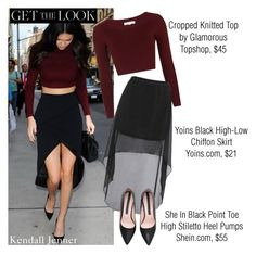 """""""g e t  t h e  l o o k"""" by ashleygurrl ❤ liked on Polyvore featuring Topshop"""