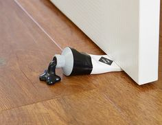 Add some fun to the last place you'd expect with the Paint Tube Doorstop by Bluw. At first (and second) glance, this doorstop looks just like the real thin