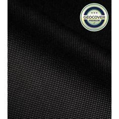 AGROWŁÓKNINA ŚCIÓŁKUJĄCA P150 G/M2 CZARNA Juventus Logo, Team Logo
