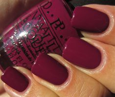.OPI Casino Royale. Good fall color  I was so tempted to get this last time I was at Ulta, I may go back & buy it!