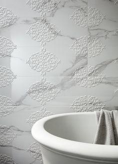LUXUSNÁ KÚPEĽŇA - Exkluzívne kúpeľne v štýle glamour / BENEVA Glamour, Bathroom, Bath Room, Bathrooms, Bath, Bathing, Bathtub, Toilet