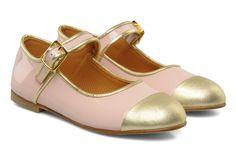 Petit Maloles flat girl shoes