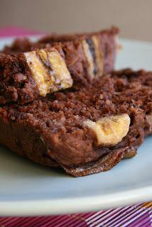 A Cracking Good Egg: Chocolate Coconut Banana Bread