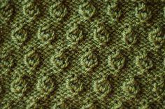 KAH says: cobnut stitch