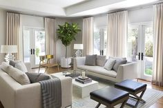 Mead Quin Designs an Elegant Family Home in Atherton | Rue