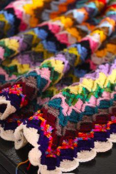 sarah london's wool-eater blanket