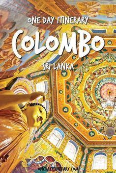 Colombo One Day Itinerary - Top things to do in Colombo, Sri Lanka