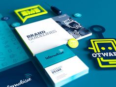 Branding Corporate Identity Design Project 7 10 Beautiful Branding & Corporate Identity Design Projects For Inspiration
