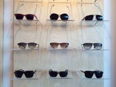 New collection of sunglasses in our store - here is a selection: A Must-See!   #fashion   #eyewear   #sunglasses   #ec1   #barbican   #oldstreet   #clerkenwell   #goswellroad   #crosseyes   #crosseyeseyewear