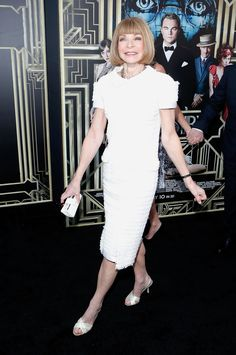 Anna Wintour says she's 'intimidated by everybody'