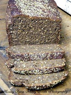 Pumpernickel (gluten free)