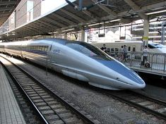 Tokyo and the Bullet Train