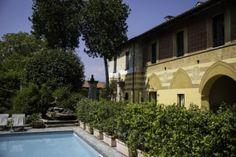 Hotel Ristorante Tenimento al Castello Hotel, Mansions, House Styles, Outdoor Decor, Home Decor, Decoration Home, Room Decor, Villas, Interior Design