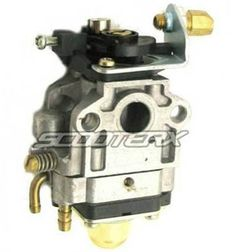 Replacement Carburetor for 22cc 23cc 24cc 25cc 26cc 33cc 35cc Gas Scooter Carb  #ScooterX