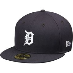 Miguel Cabrera Detroit Tigers New Era Name   Number 59FIFTY Fitted Hat -  Navy 0db8a5d10cc
