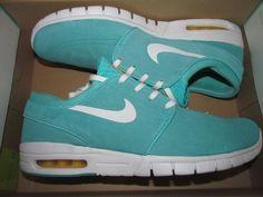 Nike SB Janoski Max PRM Psychedelic Premium Shoes Mens 12 Black 807497 006 # Nike #Skateboarding | Nike Men's Apperal | Pinterest