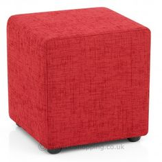Like our Domino Low Stool Red?