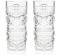 """The Exotic""""Zombie"""" Cocktail Ultimate Tiki Glass (Gift Box Set of Zombie Cocktail, Zombie Gifts, Plant Zombie, Best Zombie, Presents For Him, Cocktail Glass, Drinkware, Shot Glass, Exotic"""