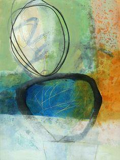 Lagen, transparantie, dikke en dunnen lijnen 10/100 – Jane Davies Art Gallery
