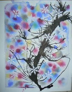 Výtvarná :: Naša výtvarka Winter Art, Arts And Crafts, Advent, Winter, Carnavals, Kunst, Art And Craft, Art Crafts, Crafting