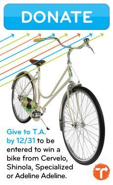 Giant Bikes Giveaway | BikeNYC