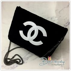 5c459884da8a CHANEL Shoulder Bag Birthday VIP Gift White Logo / Cross Body / Luxury  Style #chanel
