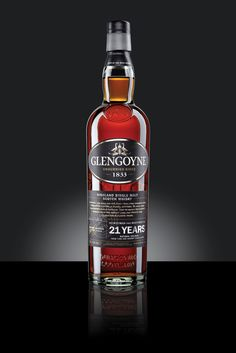 Christmas cake, honey and rich fruit – with a long cinnamon finish. Perfect after dinner, or frankly, anytime. We distil slower than anyone else in Scotland. Then we mature exclusively in hand-selected sherry casks, for twenty one character-building years.  http://www.glengoyne.com/our-whisky/bottle/21-year-old-highland-single-malt-whisky