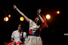 Natalia Lafourcade @ Vive Latino 11