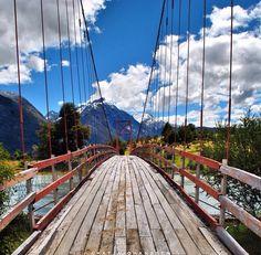 Fundo río Ñadis. Carretera Austral. Región de Aysén.  Chile.